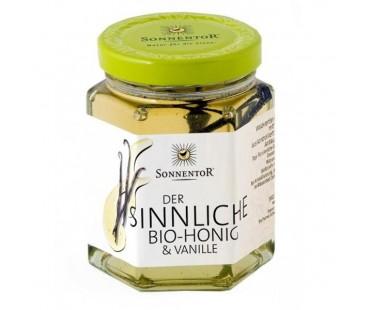 Honung med Vaniljstång EKO, Sonnentor. 230 g