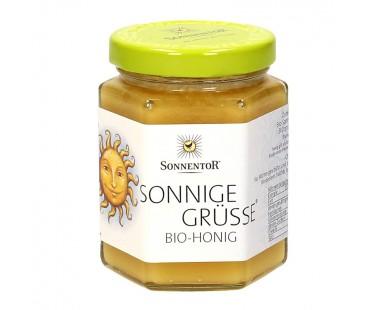 Honung från Solros EKO, Sonnentor. 230 g