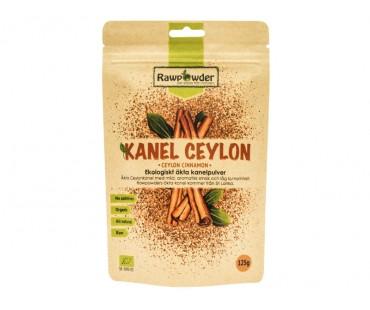 Kanel Ceylon Mald EKO, Rawpowder. 125 g