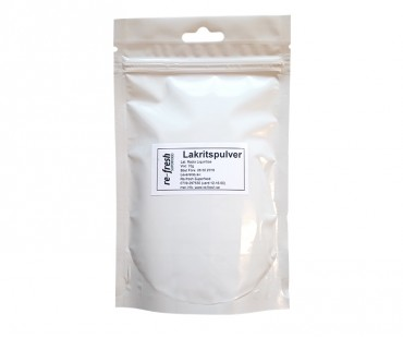 Lakritsrotspulver, Re-fresh Superfood. 70g