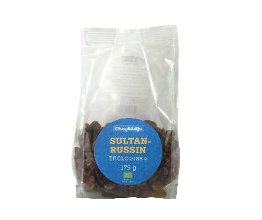 Sultanrussin EKO, Ekoglädje. 175 g