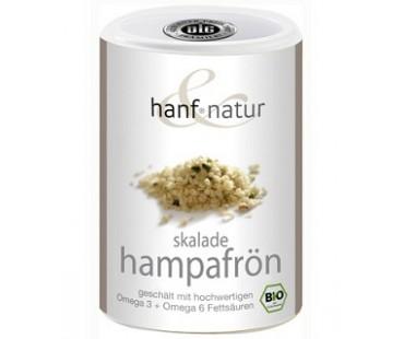 Hampafrön Skalade EKO, Hanf & Naturs. 150 g