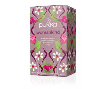 Pukka Womankind Te EKO. 20 påsar