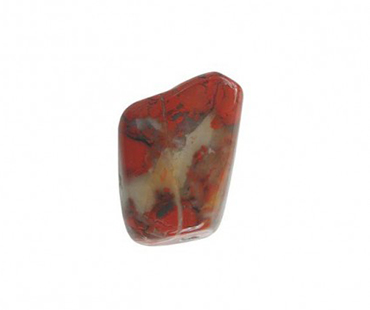 Röd Jaspis - Mineralsten - Skydd