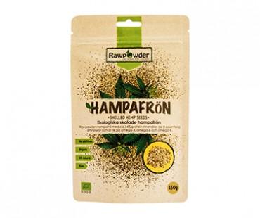 Hampafrön EKO, Rawpowder. 300 g