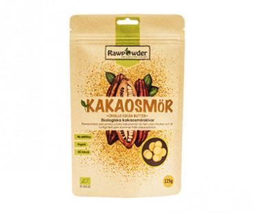 Kakaosmörskivor EKO, Rawpowder. 225 g