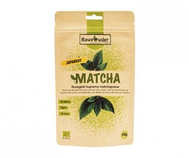Matcha EKO, Rawpowder. 100 g