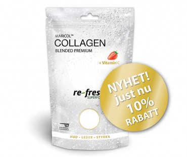 Collagen blended Premium powder 175 g