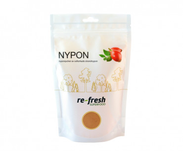 Nyponpulver, Re-fresh Superfood. 250 g