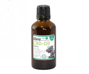 CBD olja för hund, Scandinavian Hemp. 50 ml