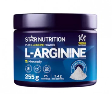 L-Arginine Powder, Star Nutrition. 255 g