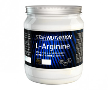 L-Arginine Powder, Star Nutrition. 500 g