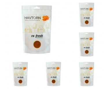 Havtornspulver, Re-fresh Superfood. 125 g, 6-PACK