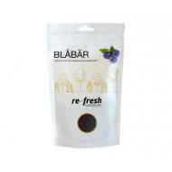 Blåbärspulver, Re-fresh. 125 g