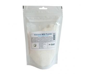 Coconut Milk Powder, kokosmjölkpulver, Re-fresh Superfood. 150 g