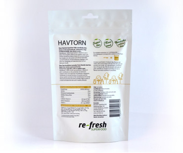 Havtornspulver, Re-fresh Superfood. 125 g