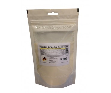 Passionfruktspulver Re-fresh Superfood. 150 g