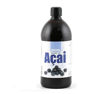 Acai Juice, Vidasal. 1 liter - PASSERAT BÄST FÖRE