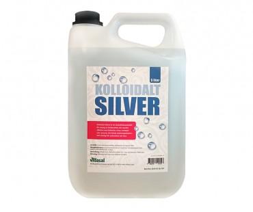 Kolloidalt Silver, Vidasal. 5 liter