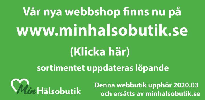 Ny webbshop