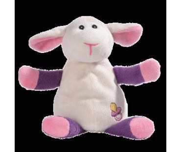 Warmies, Värmedjur, Fåret Minis Rosa (t ex för bebis) - Lavendel