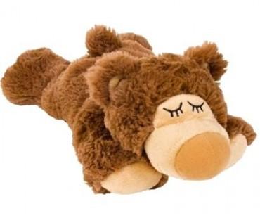Warmies, Värmedjur, sovande Brunbjörn - Örter