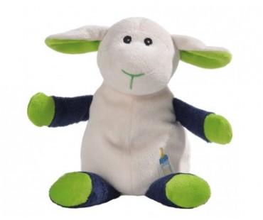 Warmies Värmedjur, Fåret Minis grön (t ex för bebis) - Lavendel