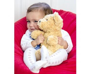 Värmedjur Teddybjörn - Lavendel